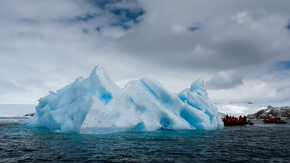 How to reach Antarctica from India (or anywhere in the world) – all you need to know