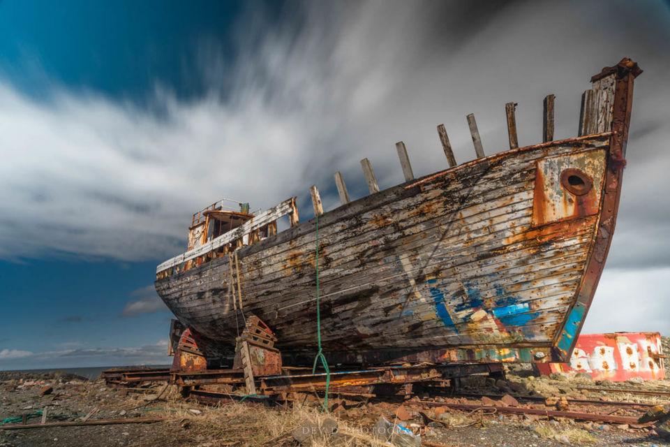 Akranes shipyard